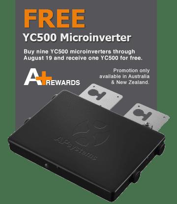 APsystems-AU-Aplus-summer-promo